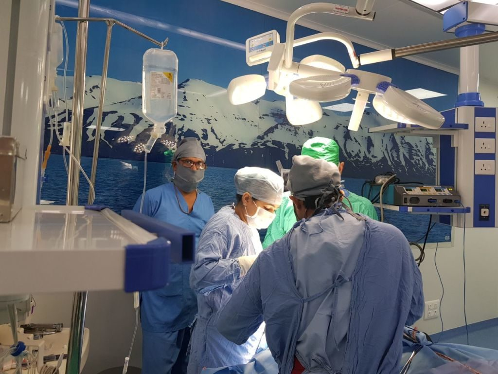 Dr. Apoorv Pandey Successfully Performed Minimally Invasive Spine Surgery